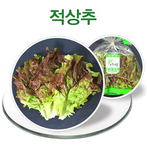 [용천유기]적상추(150g)